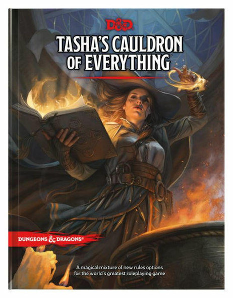 Wizards of the Coast Dungeons and Dragons Tashas Cauldron of Everything