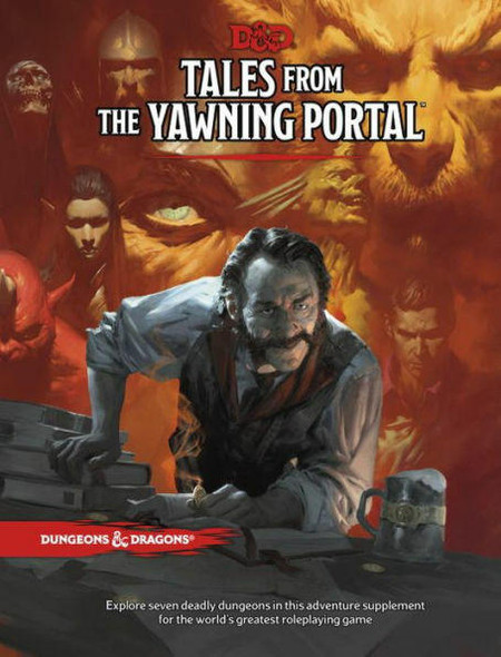 Wizards of the Coast Dungeons and Dragons Tales from the Yawning Portal