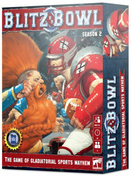 Games Workshop Blitz Bowl Season 2 Strategy Game