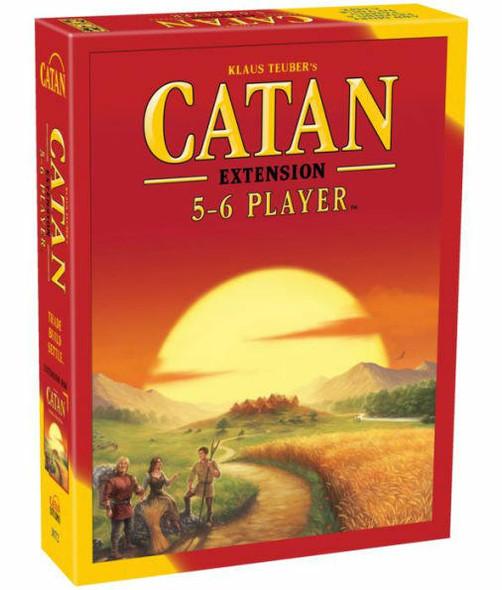 Fantasy Flight Games Catan 5-6 Player 5E