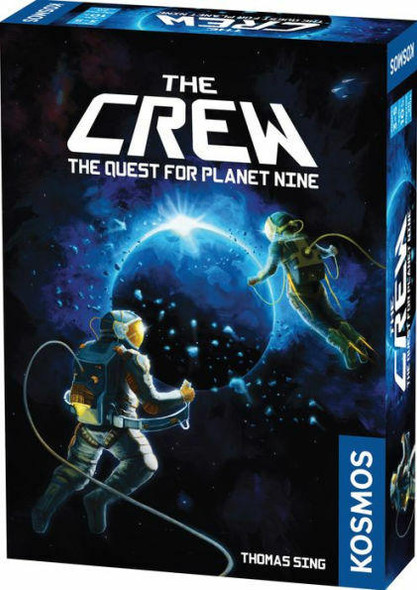 Thames and Kosmos The Crew - The Quest for Planet Nine Card Game