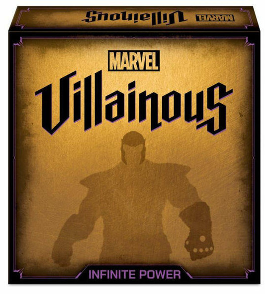 Ravensburger Marvel Villainous Infinite Power Strategy Game