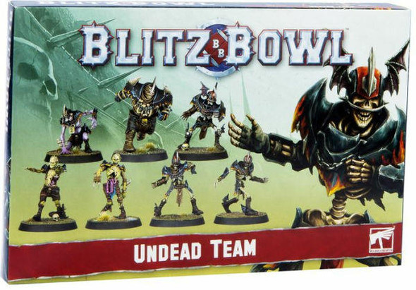 Games Workshop Blitz Bowl Undead Team