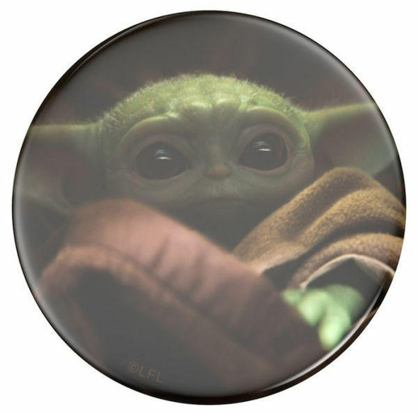 Mighty Bright PopSockets 101294 PopGrip - Star Wars Mandalorian The Child Baby Yoda