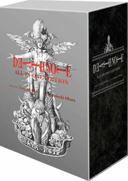VIZ Media LLC Death Note All-in-One Edition