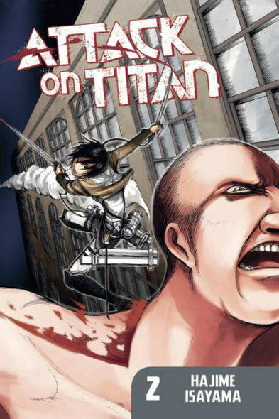 Kodansha International Attack on Titan, Volume 2