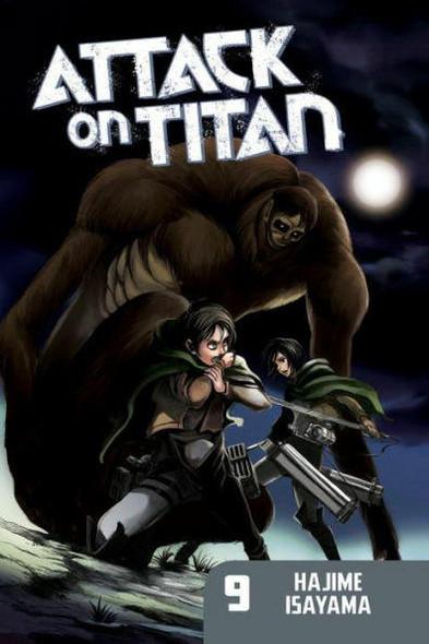 Kodansha International Attack on Titan, Volume 9