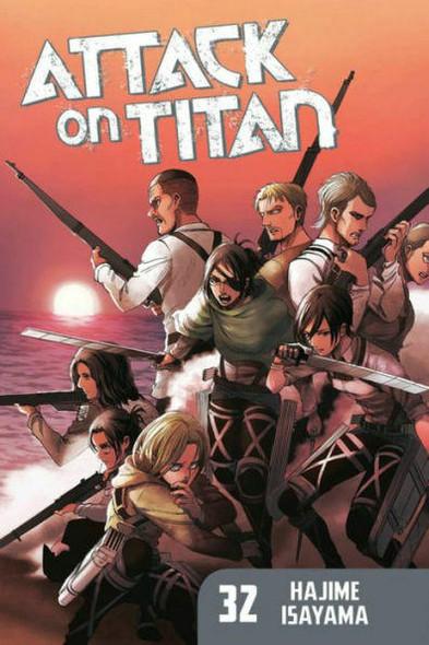 Kodansha International Attack on Titan, Volume 32