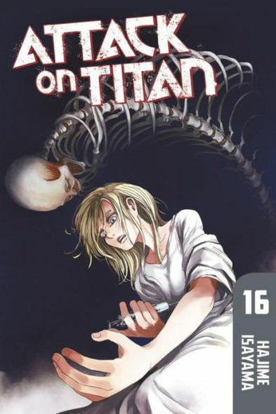 Kodansha International Attack on Titan, Volume 16