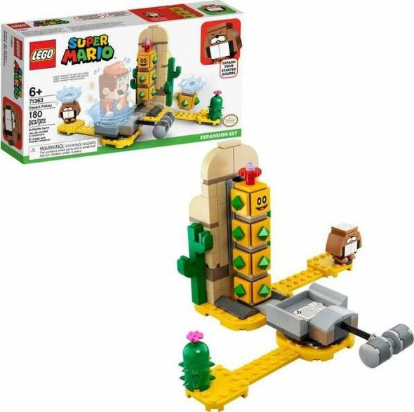 LEGO LEGO Super Mario - Desert Pokey Expansion Set 71363