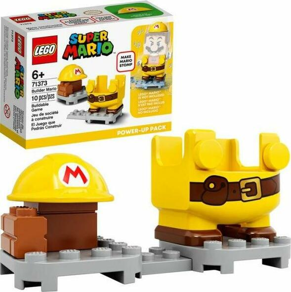 LEGO LEGO Super Mario - Builder Mario Power-Up Pack 71373