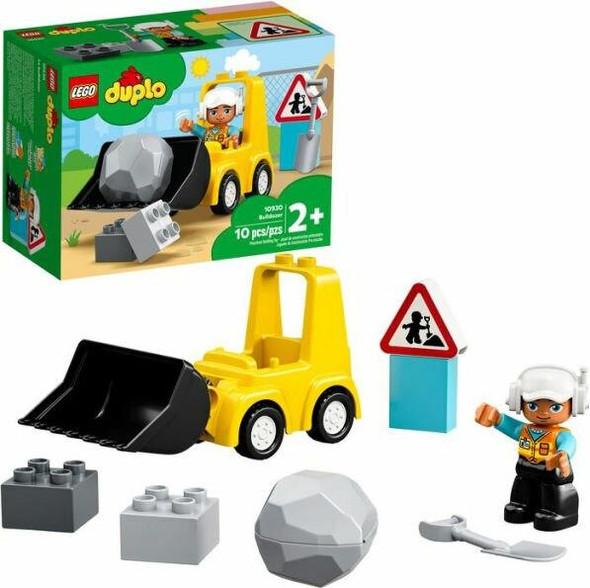 LEGO LEGO DUPLO Town Bulldozer 10930