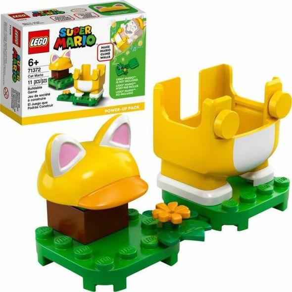 LEGO LEGO Super Mario - Cat Mario Power-Up Pack 71372