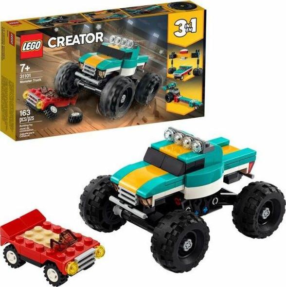 LEGO LEGO Creator Monster Truck 31101