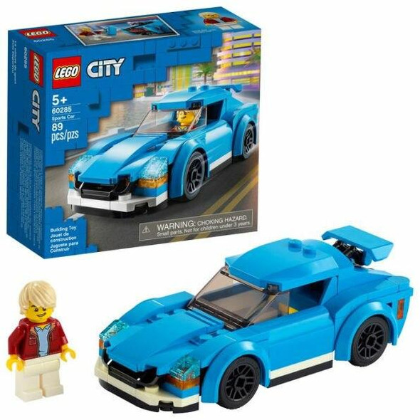 LEGO LEGO City Great Vehicles Sports Car 60285