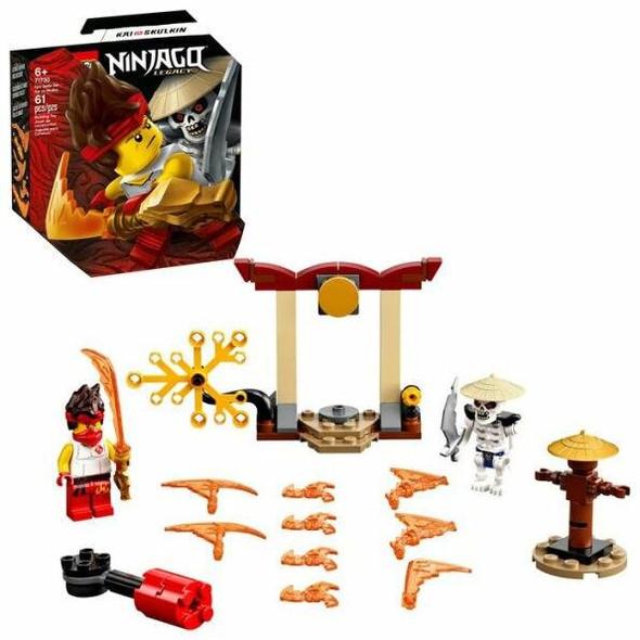 LEGO LEGO Ninjago Legacy Epic Battle Set - Kai vs Skulkin 71730
