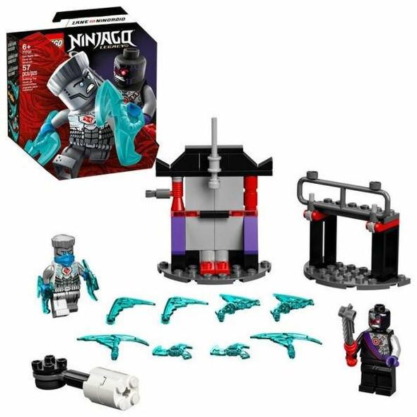 LEGO LEGO Ninjago Legacy Epic Battle Set - Zane vs Nindroid 71731