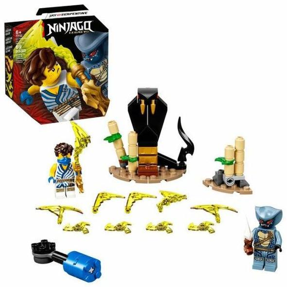 LEGO LEGO Ninjago Legacy Epic Battle Set - Jay vs Serpentine 71732