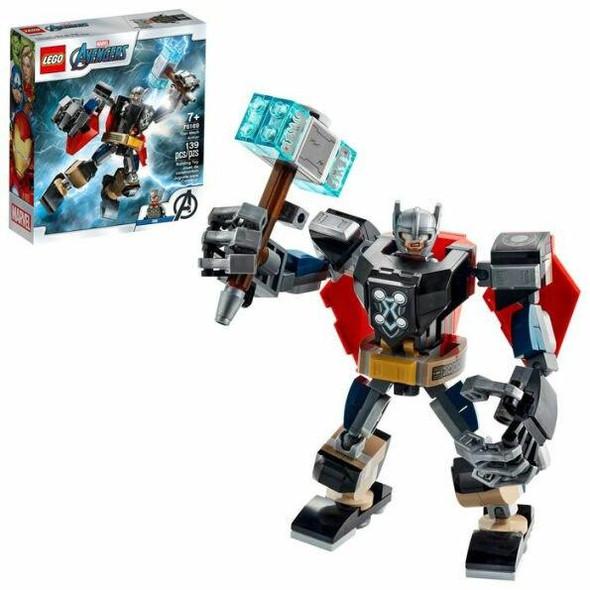 LEGO LEGO Marvel Avengers Classic Thor Mech Armor 76169