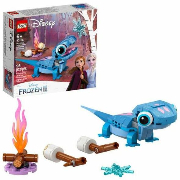 LEGO LEGO Disney Princess Bruni the Salamander Buildable Character 43186