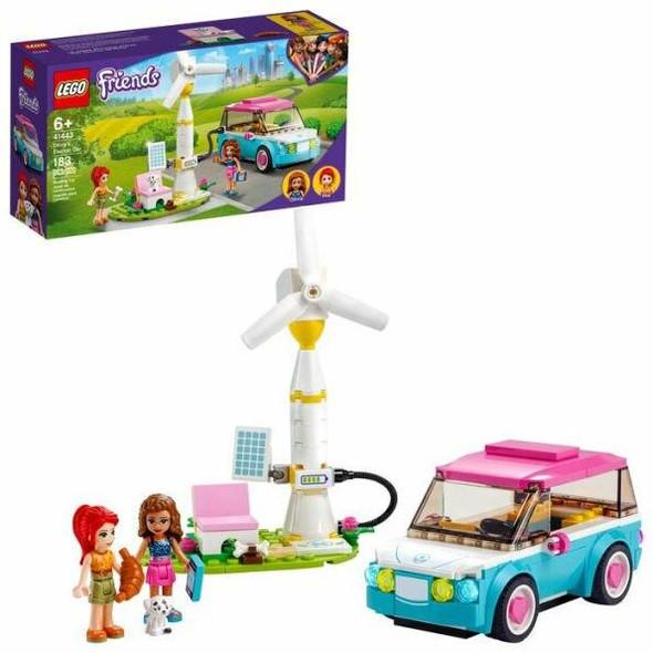 LEGO LEGO Friends Olivias Electric Car 41443