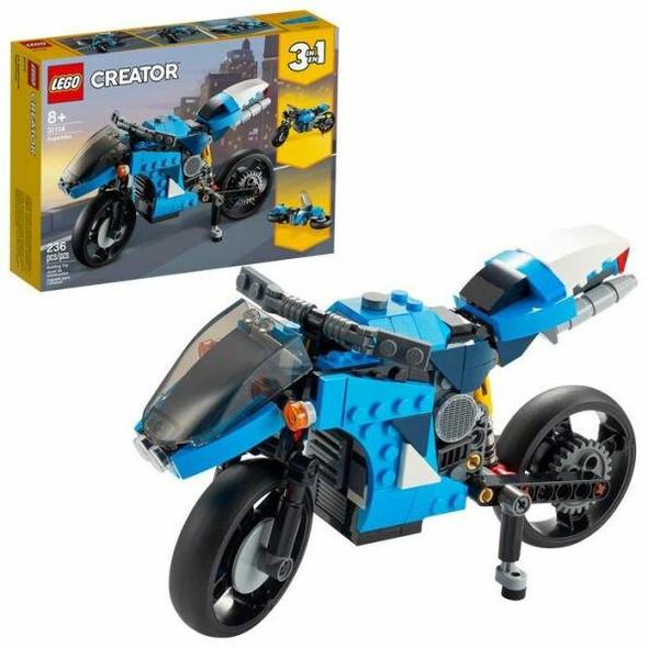 LEGO LEGO Creator Superbike 31114