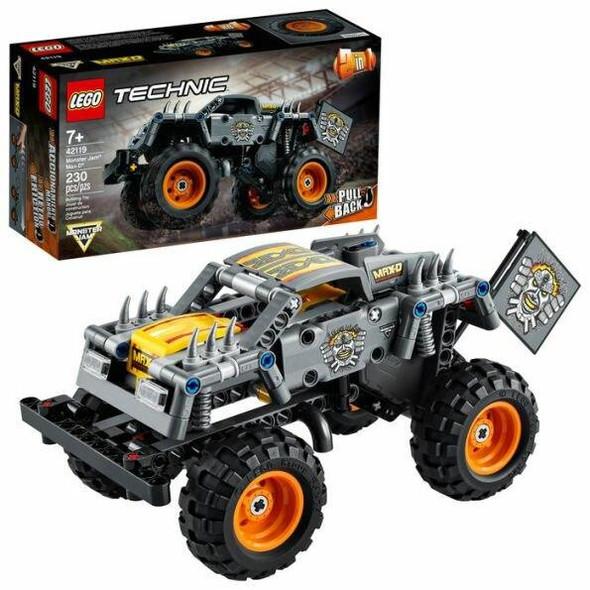 LEGO LEGO Technic Monster Jam Max-D 42119