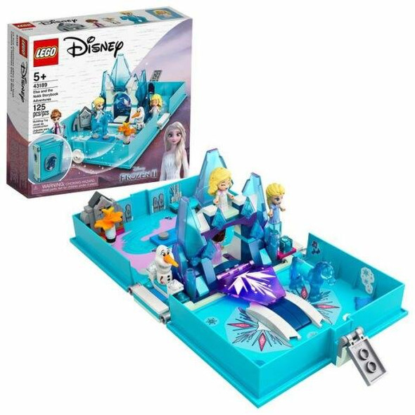 LEGO LEGO Disney Princess Elsa and the Nokk Storybook Adventures 43189
