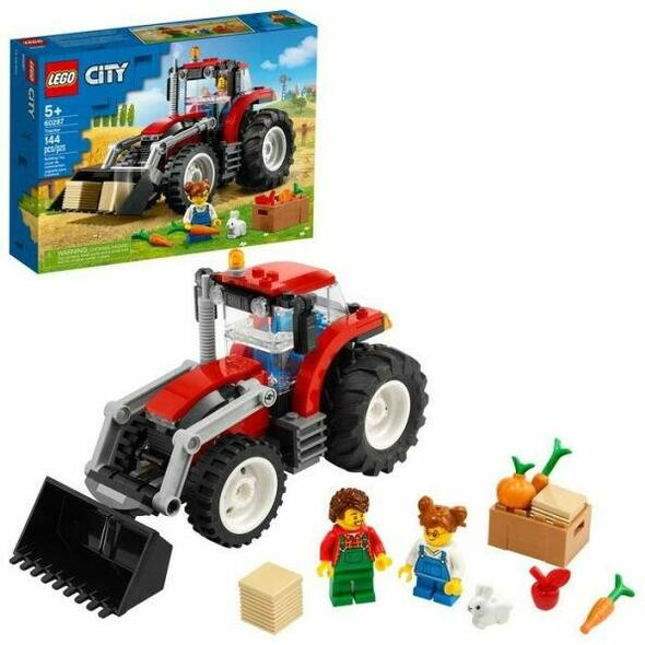 LEGO LEGO City Great Vehicles Tractor 60287