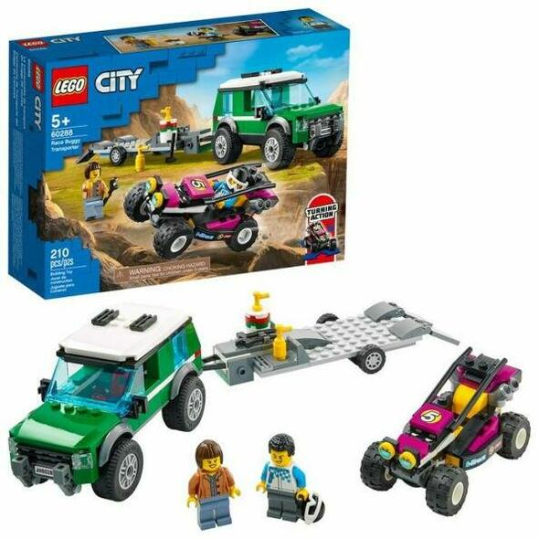 LEGO LEGO City Great Vehicles Race Buggy Transporter 60288