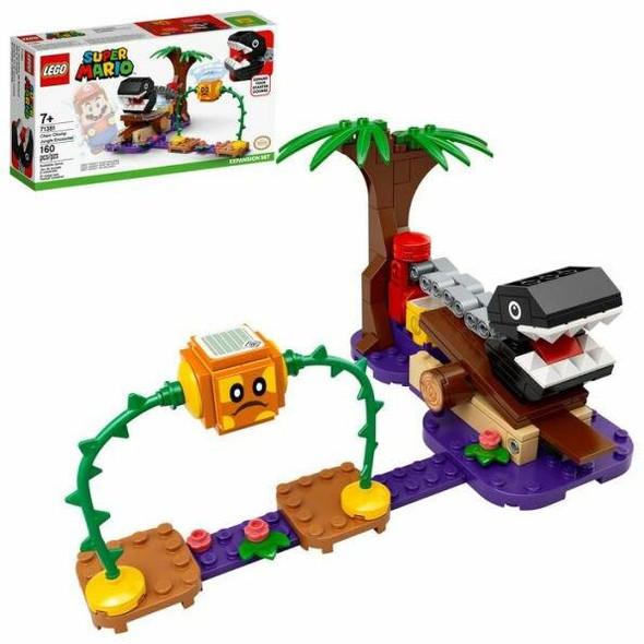 LEGO LEGO Super Mario Chain Chomp Jungle Encounter Expansion Set 71381