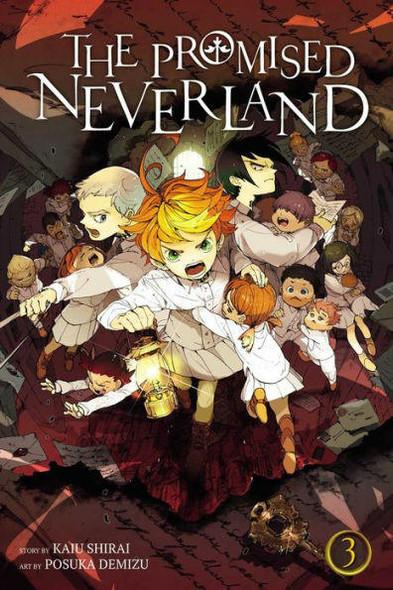 VIZ Media LLC The Promised Neverland, Vol 3