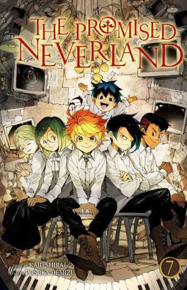 VIZ Media LLC The Promised Neverland, Vol 7