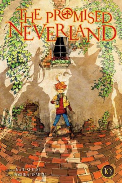 VIZ Media LLC The Promised Neverland, Vol 10