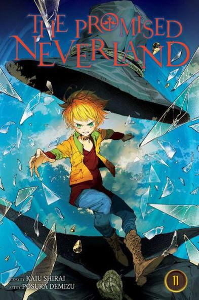 VIZ Media LLC The Promised Neverland, Vol 11