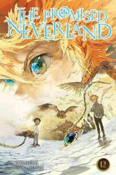 VIZ Media LLC The Promised Neverland, Vol 12