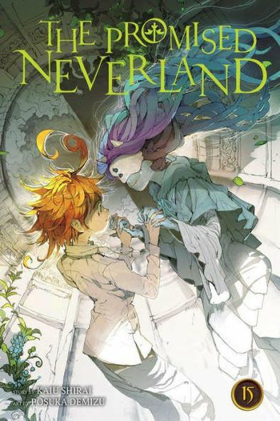 VIZ Media LLC The Promised Neverland, Vol 15