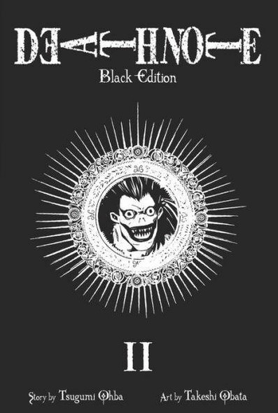 VIZ Media LLC Death Note Black Edition, Vol 2