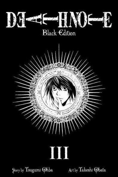VIZ Media LLC Death Note Black Edition, Vol 3