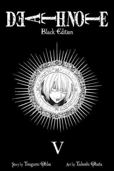 VIZ Media LLC Death Note Black Edition, Vol 5
