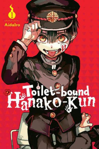 Yen Press Toilet-bound Hanako-kun, Vol 1