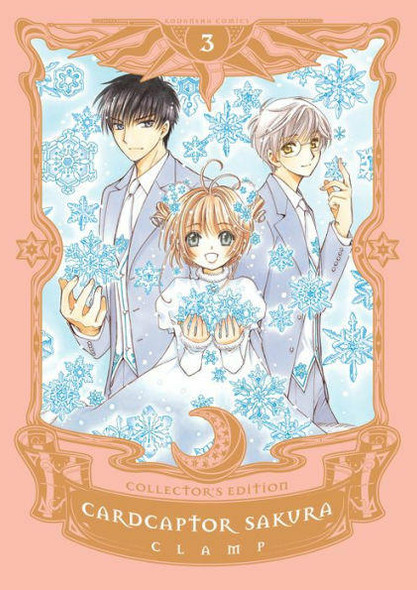 Kodansha International Cardcaptor Sakura Collectors Edition 3