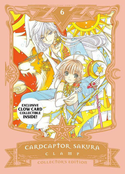 Kodansha International Cardcaptor Sakura Collectors Edition 6
