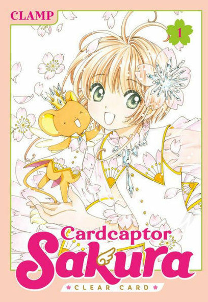Kodansha International Cardcaptor Sakura Clear Card Volume 1