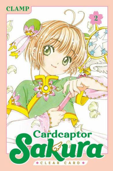 Kodansha International Cardcaptor Sakura Clear Card Volume 2