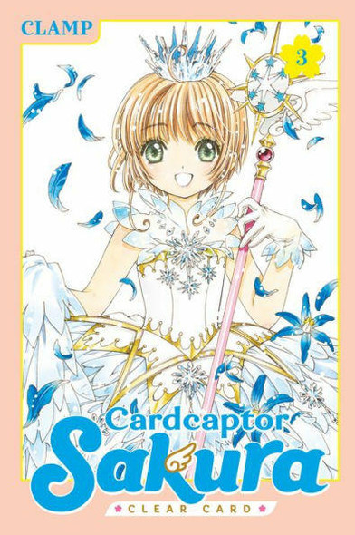 Kodansha International Cardcaptor Sakura Clear Card Volume 3
