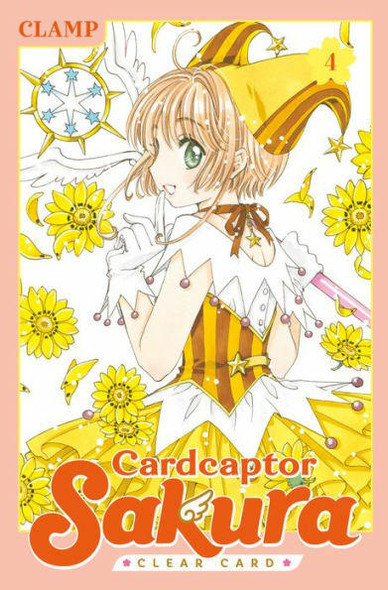 Kodansha International Cardcaptor Sakura Clear Card Volume 4