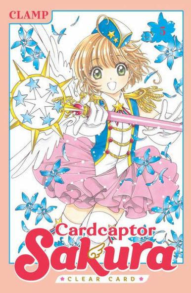 Kodansha International Cardcaptor Sakura Clear Card Volume 5