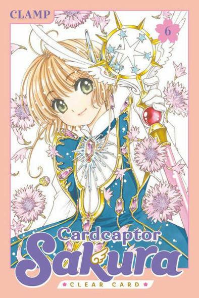 Kodansha International Cardcaptor Sakura Clear Card Volume 6