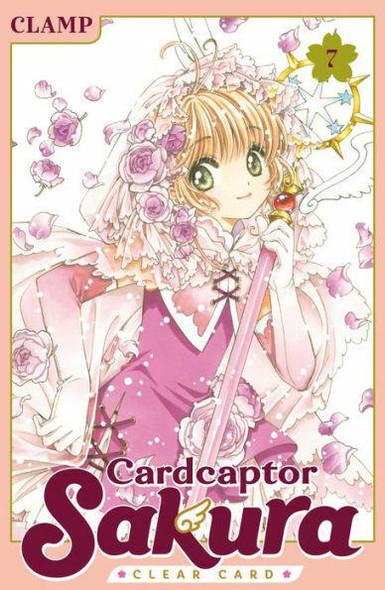 Kodansha International Cardcaptor Sakura Clear Card Volume 7